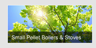 Small Pellet Boilers & Stoves