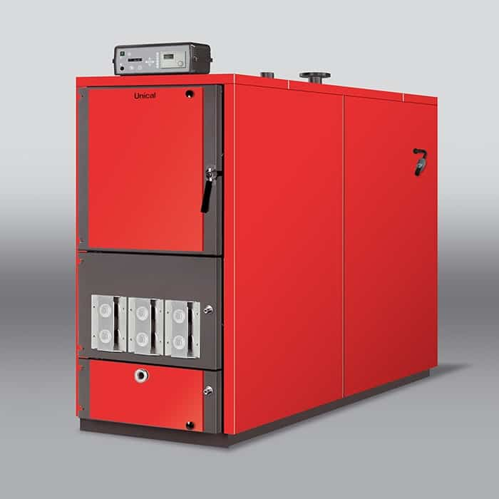 AIREX Commercial Log Boilers