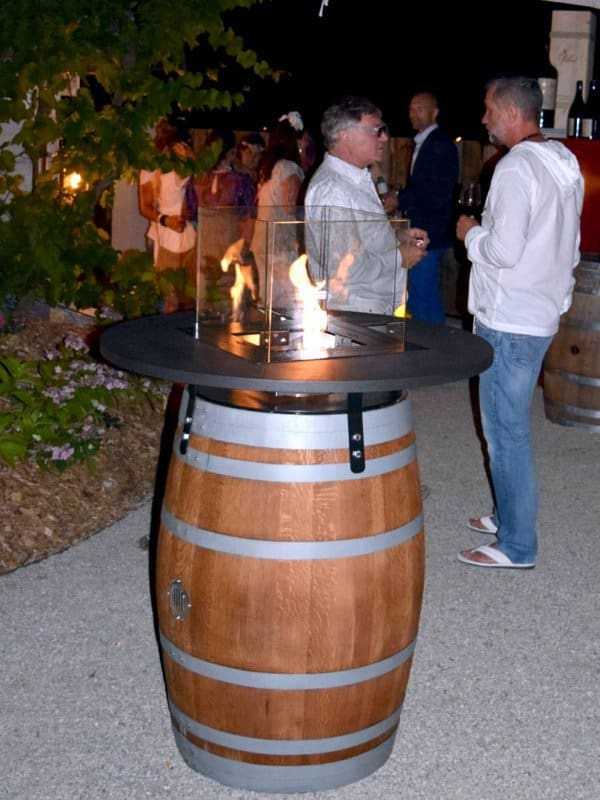 Pelmondo Fire Barrel
